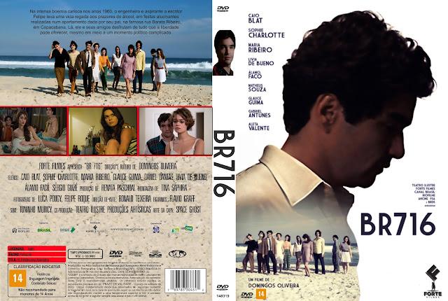 Capa DVD BR 176