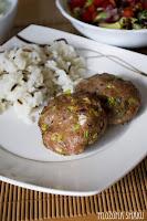 (Ziołowe burgery z tzatziki
