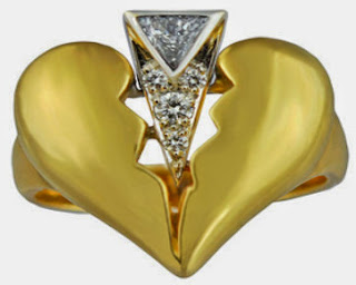 Koleksi gambar model cincin tunangan yang unik simple modern terbaru