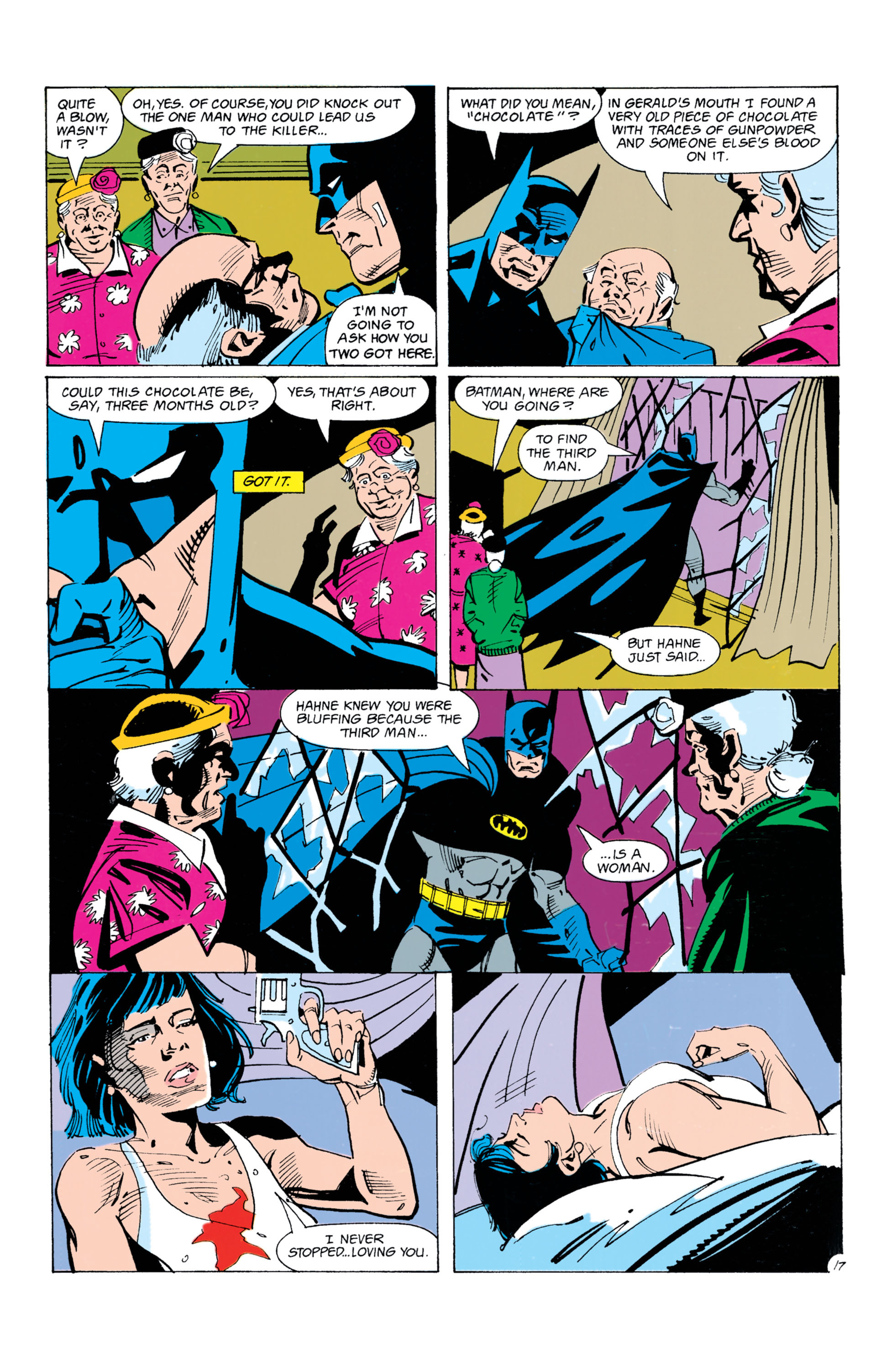 Detective Comics (1937) 634 Page 17