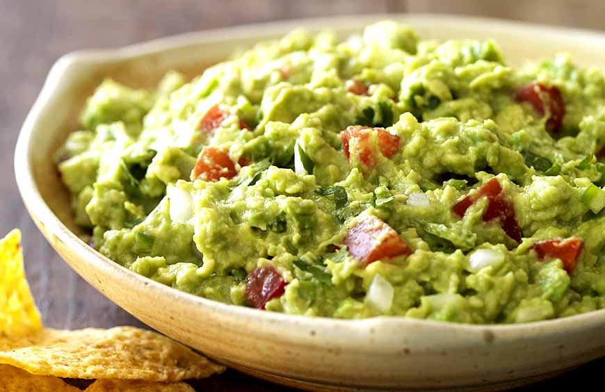 Guacamole Recipes Easy Snacks N Recipes