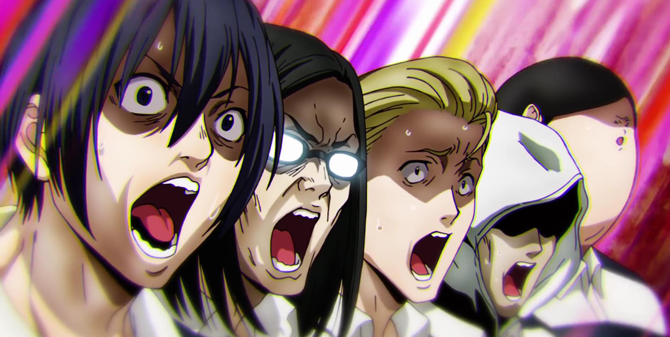 Prison School Episode 6 Review/Reaction