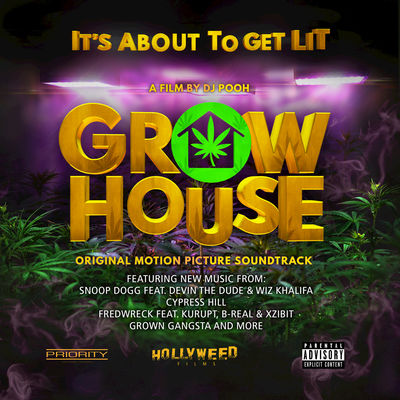 Grow House (Original Motion Picture Soundtrack) - Album Download, Itunes Cover, Official Cover, Album CD Cover Art, Tracklist
