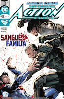 DC Renascimento: Action Comics #998