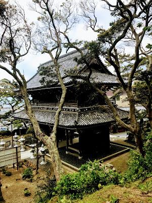 【東南に吉方位旅行】安房小湊の誕生寺と絶景の鵜原理想郷