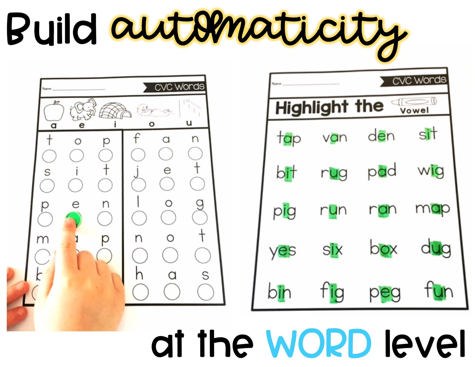 Sarah S First Grade Snippets Automaticity And Fluency