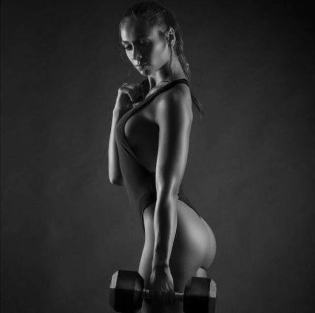 Daniela Macário Fit and Sexy