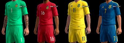 Ukraine GDB Euro 2016