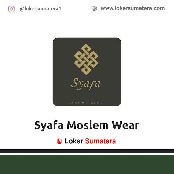 Toko Syafa Moslem Wear Pekanbaru