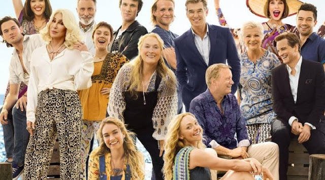 Análise Crítica – Mamma Mia: Lá Vamos Nós de Novo