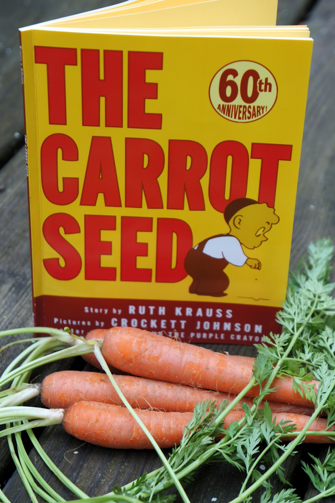 Mommy And Me Book Club The Carrot Seed