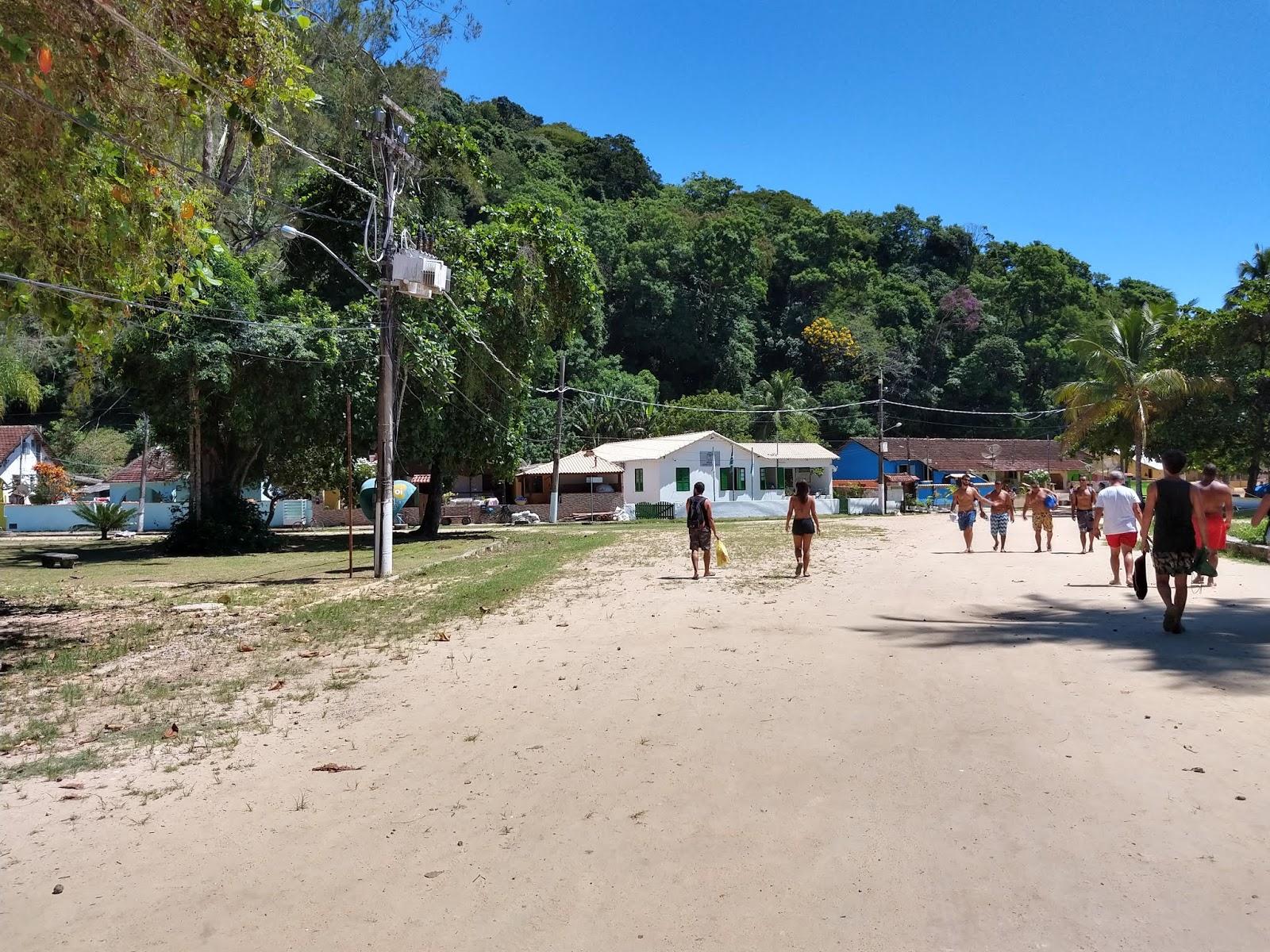 caminho para praia preta