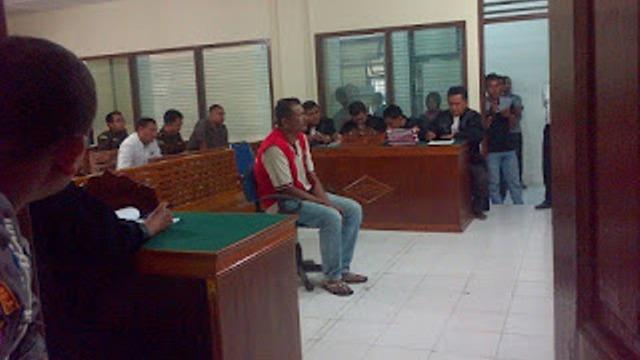 Kasus Sabu 14 Kilogram, Empat Warga Aceh Divonis Seumur Hidup