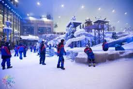 أسعار تذاكر دخول وعنوان سكي مصر للتزلج علي الجليد 2020