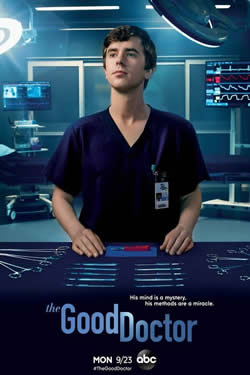 Capa de The Good Doctor