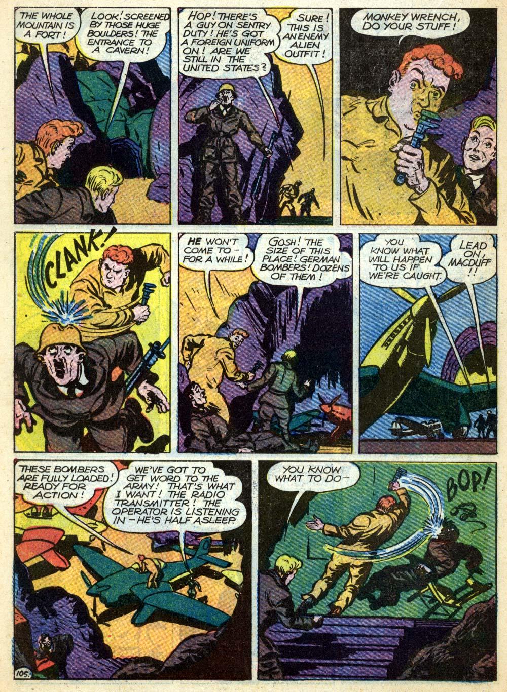 Read online All-American Comics (1939) comic -  Issue #22 - 24