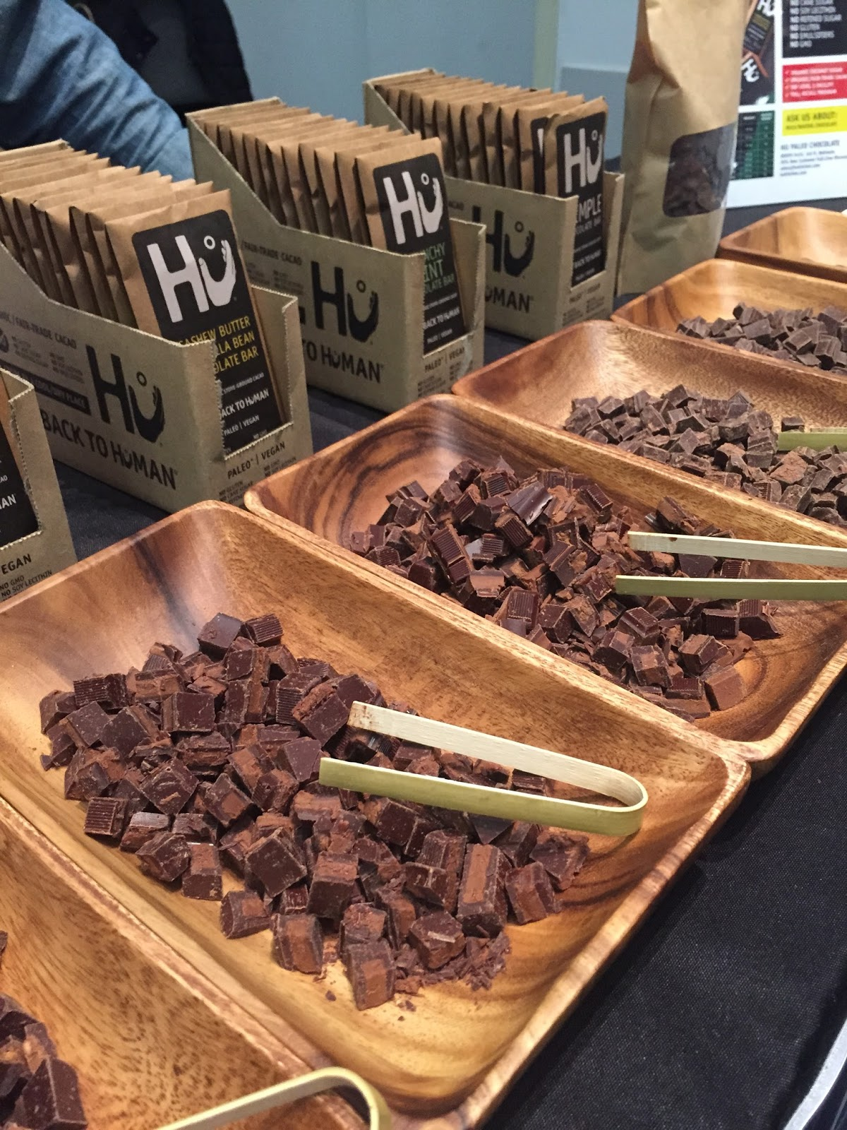 Foodtrainers Coffee Crickets Kombucha And Other Trends From Expo West