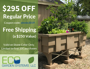 Save money on your own Eco Garden Systems