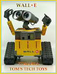 WALL-E THE ROBOT