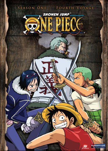 One piece - Season 1 (Audio: English)