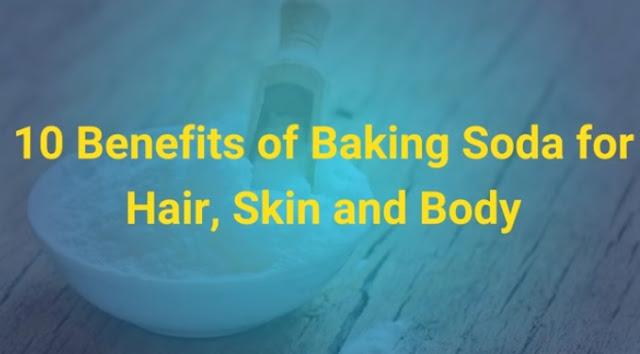 health benefits of baking soda
