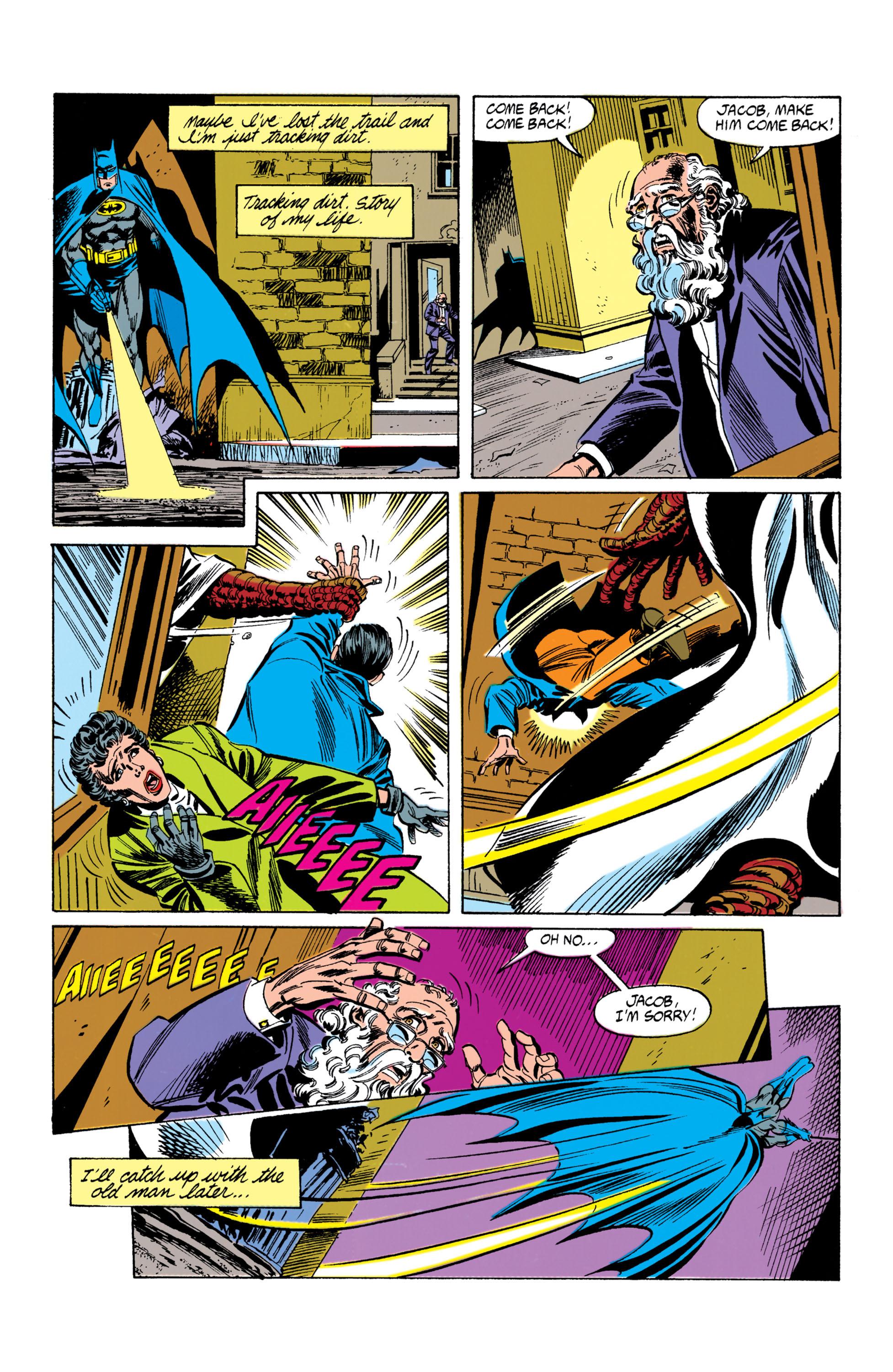 Detective Comics (1937) 631 Page 20