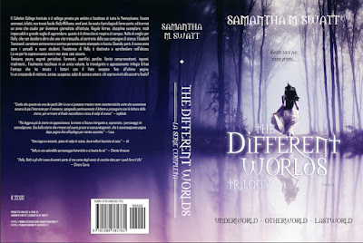 L'edizione cartacea di ❝The Different Worlds Trilogia❞ finalmente online su Amazon!