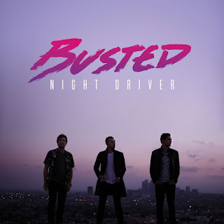 Busted - Night Driver (2016) - Album Download, Itunes Cover, Official Cover, Album CD Cover Art, Tracklist