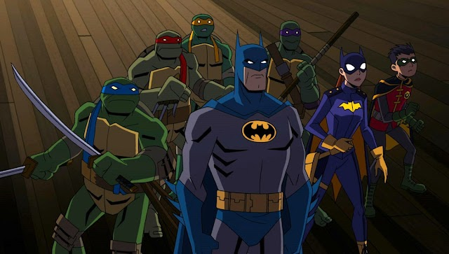 Batman vs Teenage Mutant Ninja Turtles 2019 - No Sub