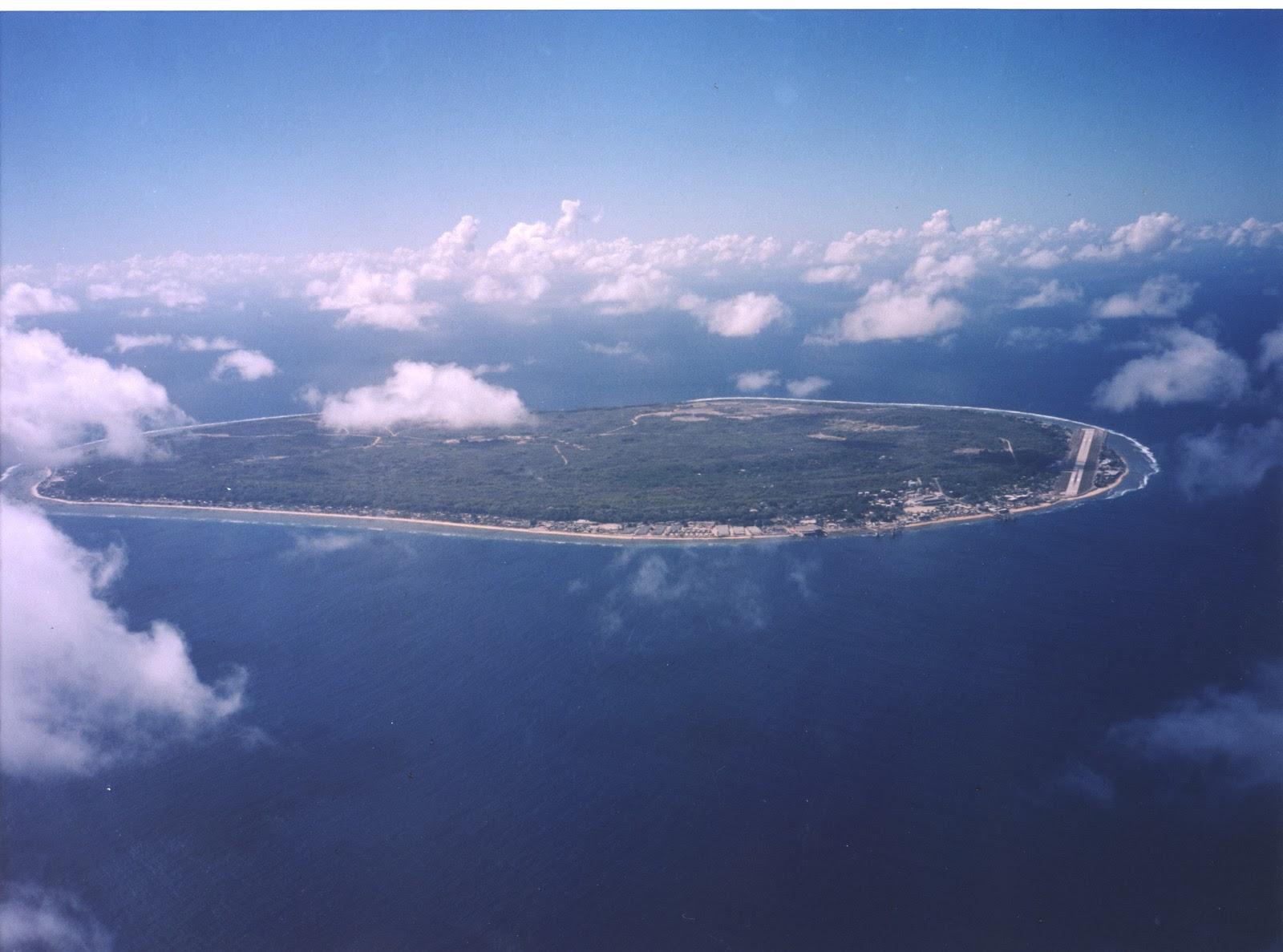 Big Blue 1840 1940 Nauru