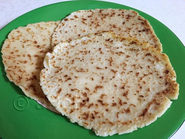 Mom's Style of Potato Pancakes