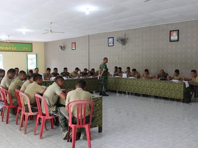 Yonbekang 2 Kostrad Gandeng Universitas Muhammadiyah Adakan Training Needs Analysis