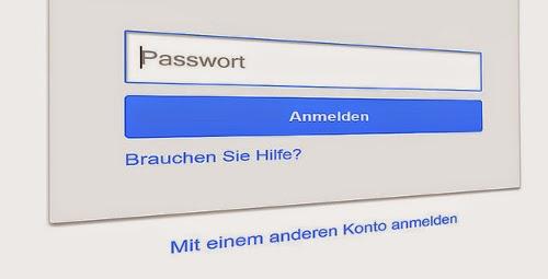 Datenschutz dank starker Passwörter