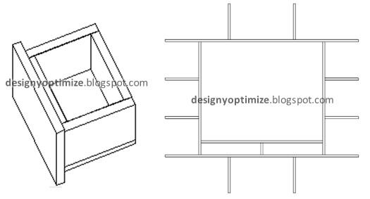 Dise o de muebles madera mueble de madera para tv de 40 - Muebles para televisiones planas ...