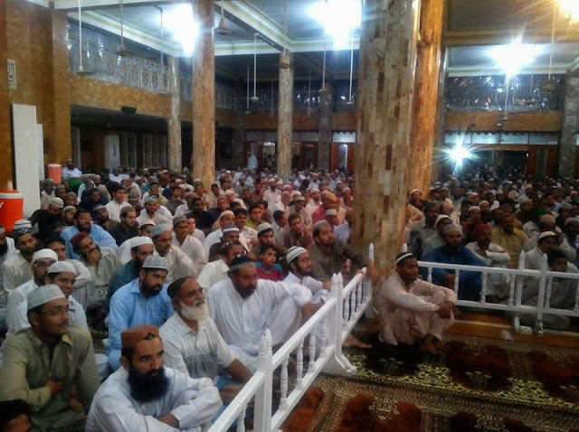 shab e qadr mubaarak masjid gulzaar e habeeb lecture allama kaukab noorani okarvi