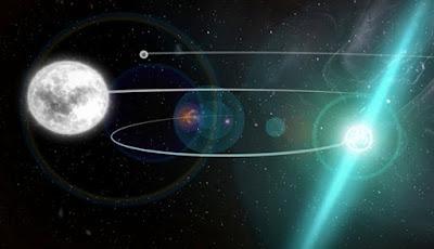 Teori Relativitas Umum Einstein Terbukti Kebenarannya