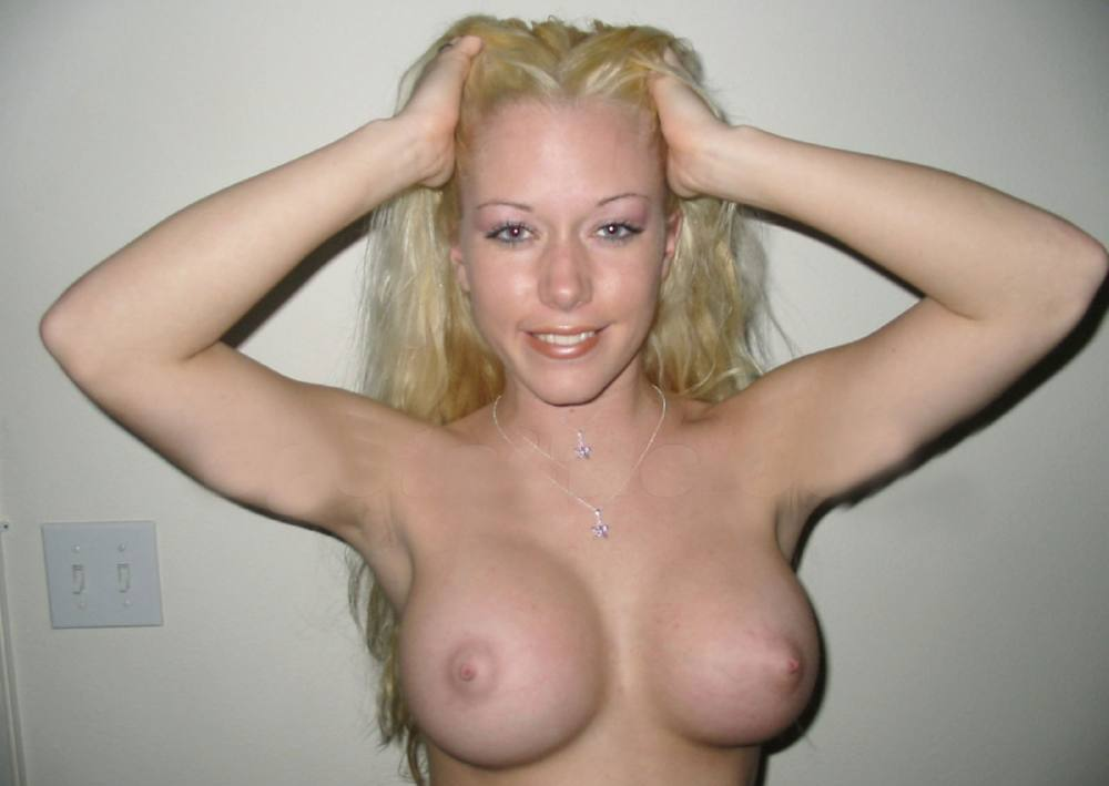 Cutie kendra wilkinson s naked pool party uncensored