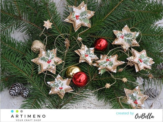 627. Jedna ozdoba – różne aranżacje świąteczne – kurs.