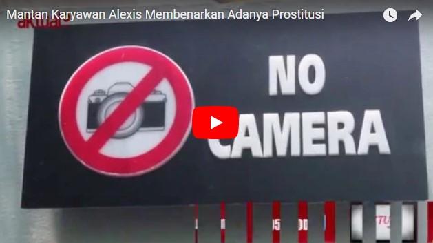 Mantan Karyawan Alexis Membenarkan Adanya Prostitusi