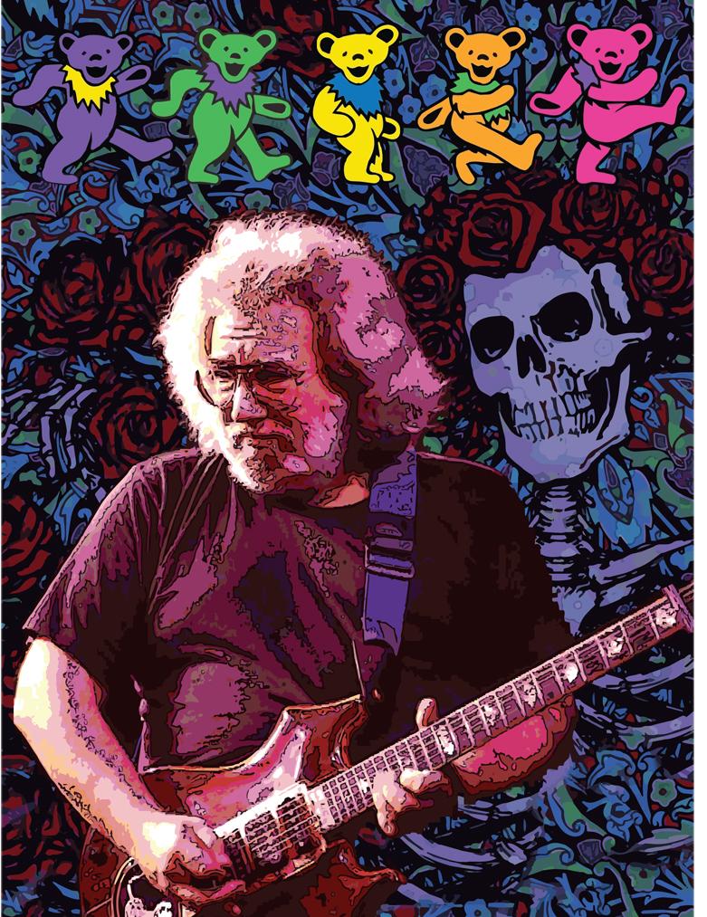 Rock Legend Classics: Jerry Garcia