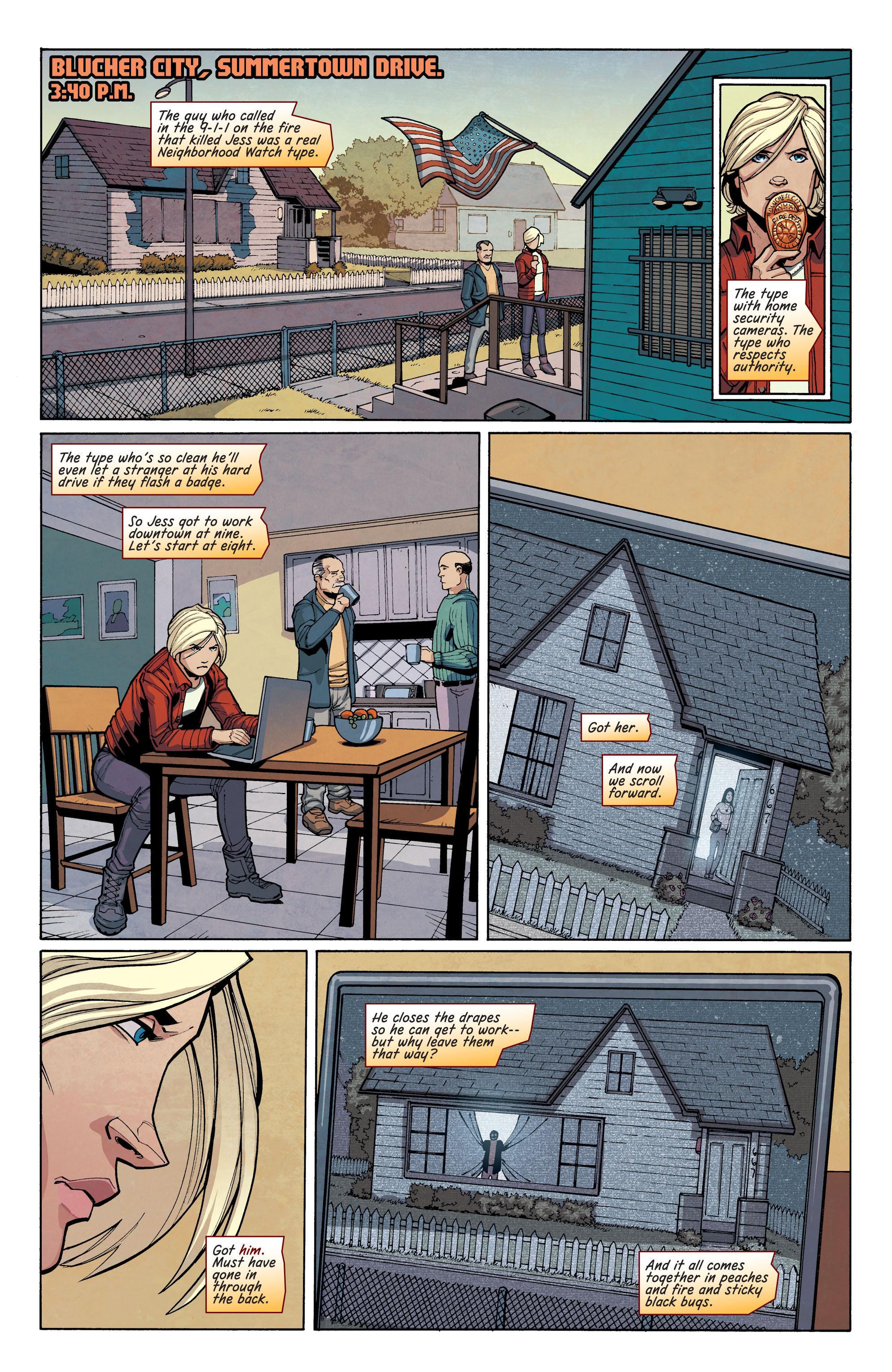 Read online Slash & Burn comic -  Issue #4 - 11