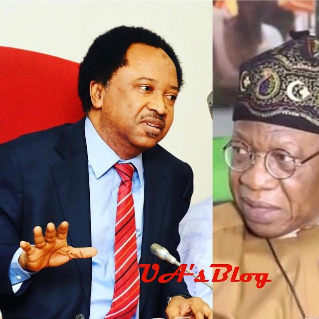 Shehu Sani reacts as Buhari's govt tells US to deny Atiku visa