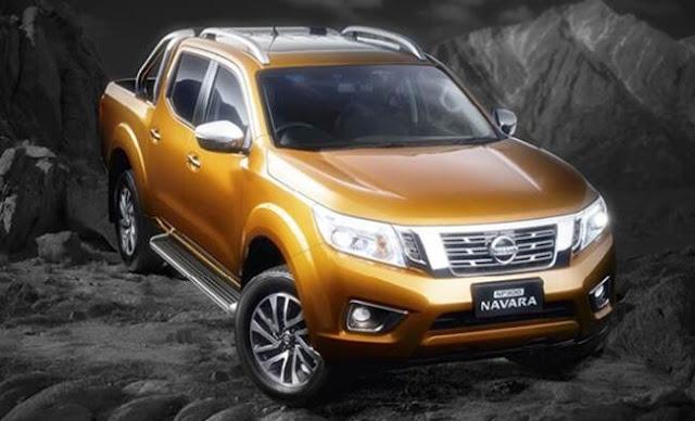 2017 Nissan Navara Redesign