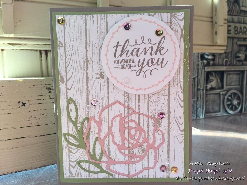 one stampin 39 mother tucker osat blog hoppers end of the year thank you. Black Bedroom Furniture Sets. Home Design Ideas