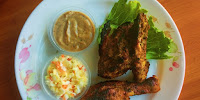 Resepi Ayam Bakar BBQ