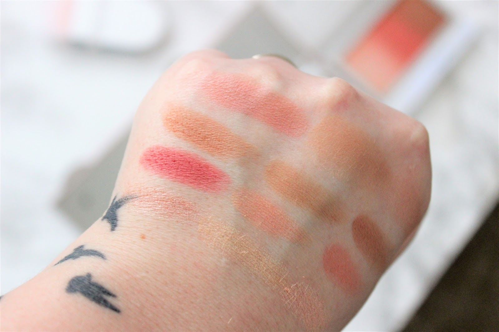 It Cosmetics Confidence In Your Glow Swatches and Review