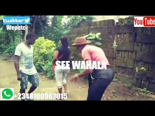 COMEDY VIDEO : SEE WAHALA (WEPET COMEDY BANK)