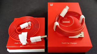 Red Charging Cables