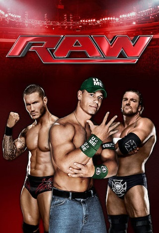 WWE Monday Night Raw 18 June 2018 500MB HDTV 480p