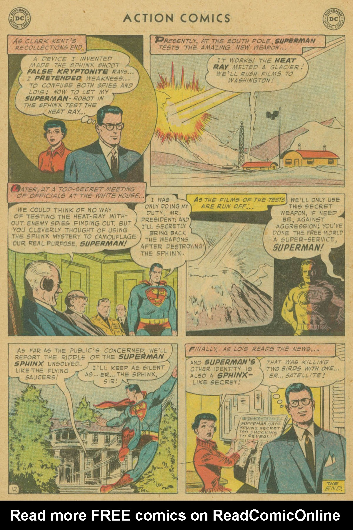 Action Comics (1938) 240 Page 13